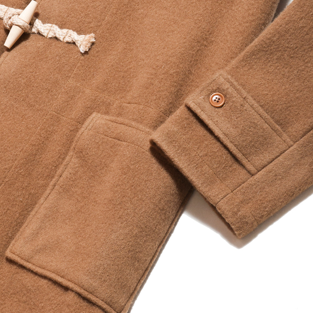 The Real McCoy's Lighthouse Duffle Coat at shoplostfound, cuff