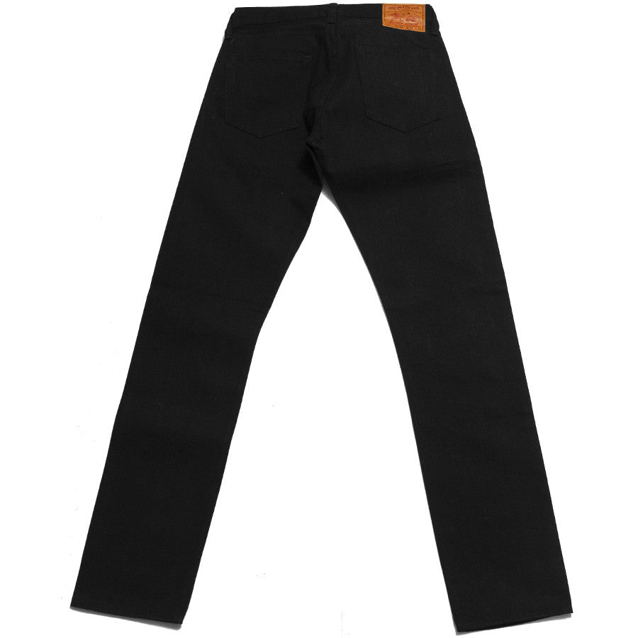 The Real McCoy's Joe McCoy Lot.991BK Black Denim at shoplostfound in Toronto, back