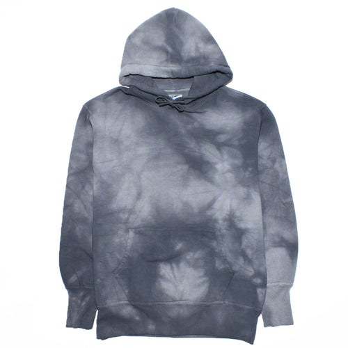 The Real McCoy's MC20006 Bleached Pullover Parka Grey