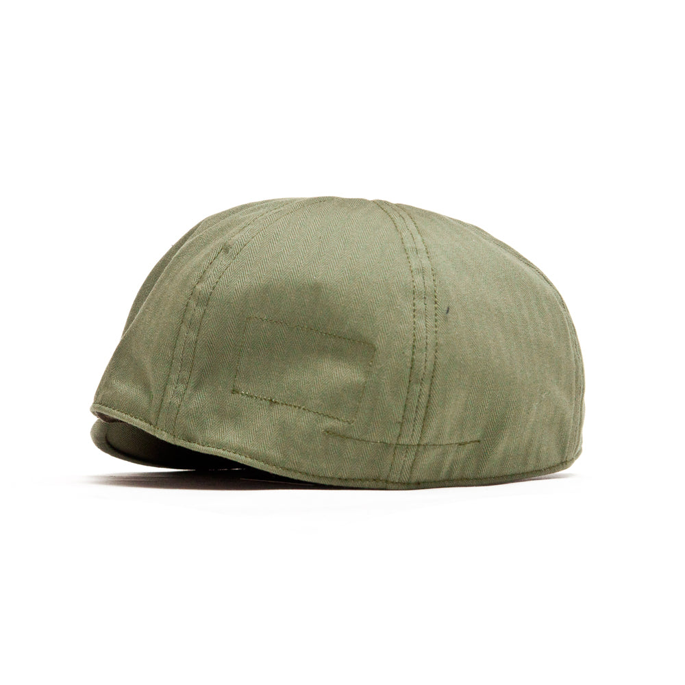 The Real McCoy's N-3 Utility Cap Olive at shoplostfound, back