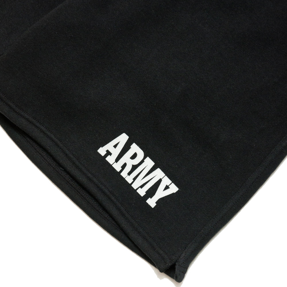 The Real McCoy's Physical Fitness Sweatshorts Army MC19001 at shoplostfound, graphic