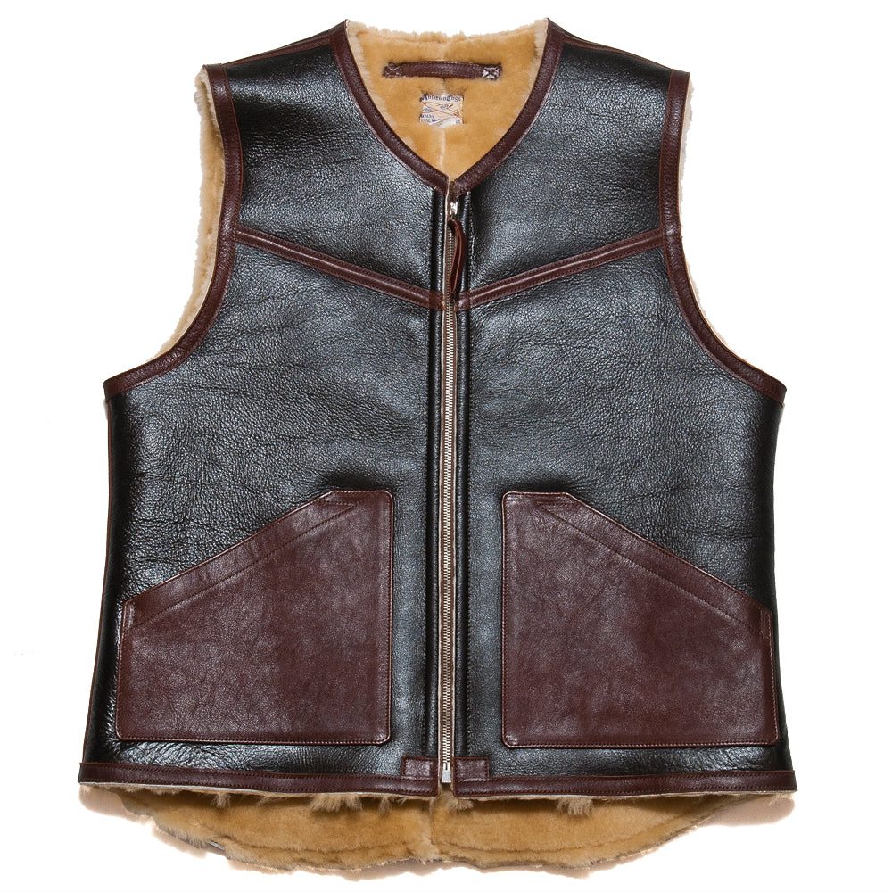 The Real McCoy's Type C-3 Vest MJ17102 at shoplostfound, front