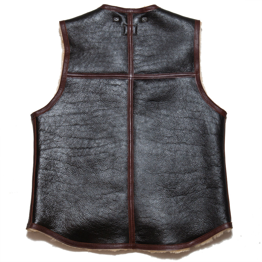The Real McCoy's Type C-3 Vest MJ17102 at shoplostfound, back