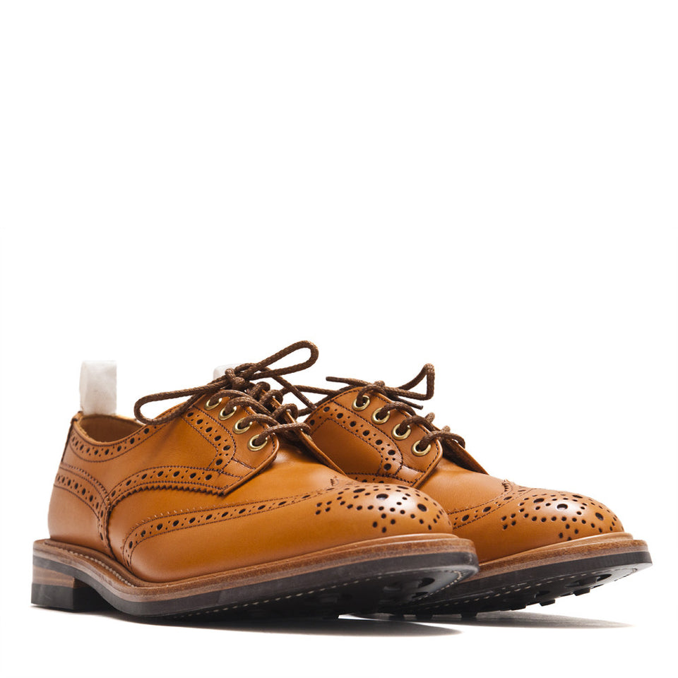 Tricker's * lost & found Acorn Bourton Brogue at shoplostfound in Toronto, product shot