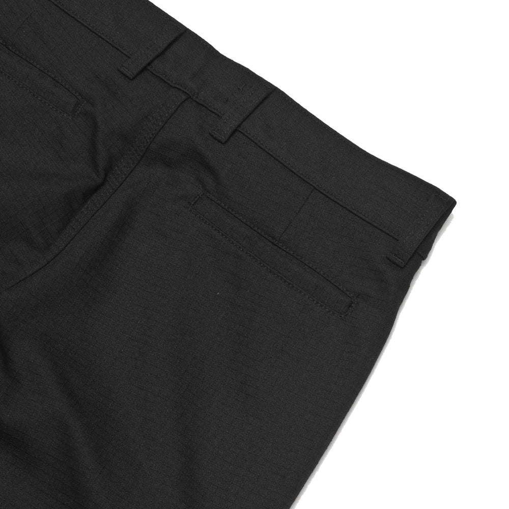 uniforme inc. Work Pant Black at shoplostfound, detail