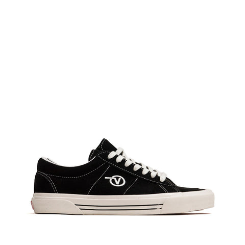 Vans Anaheim Factory Sid DX OG Black Suede at shoplostfound, 45
