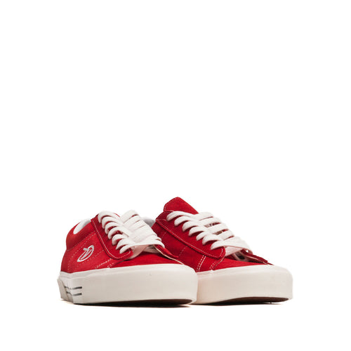 Vans Anaheim Factory Sid DX OG Red Suede at shoplostfound, 45