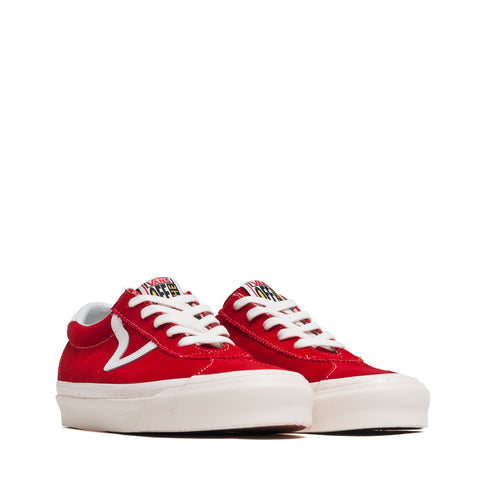 Vans Anaheim Factory Style 73 DX Red at shoplostfound, 45