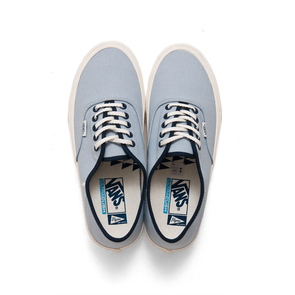 Vans x Pilgrim Surf + Supply Authentic SF Celestial Blue shoplostfound top