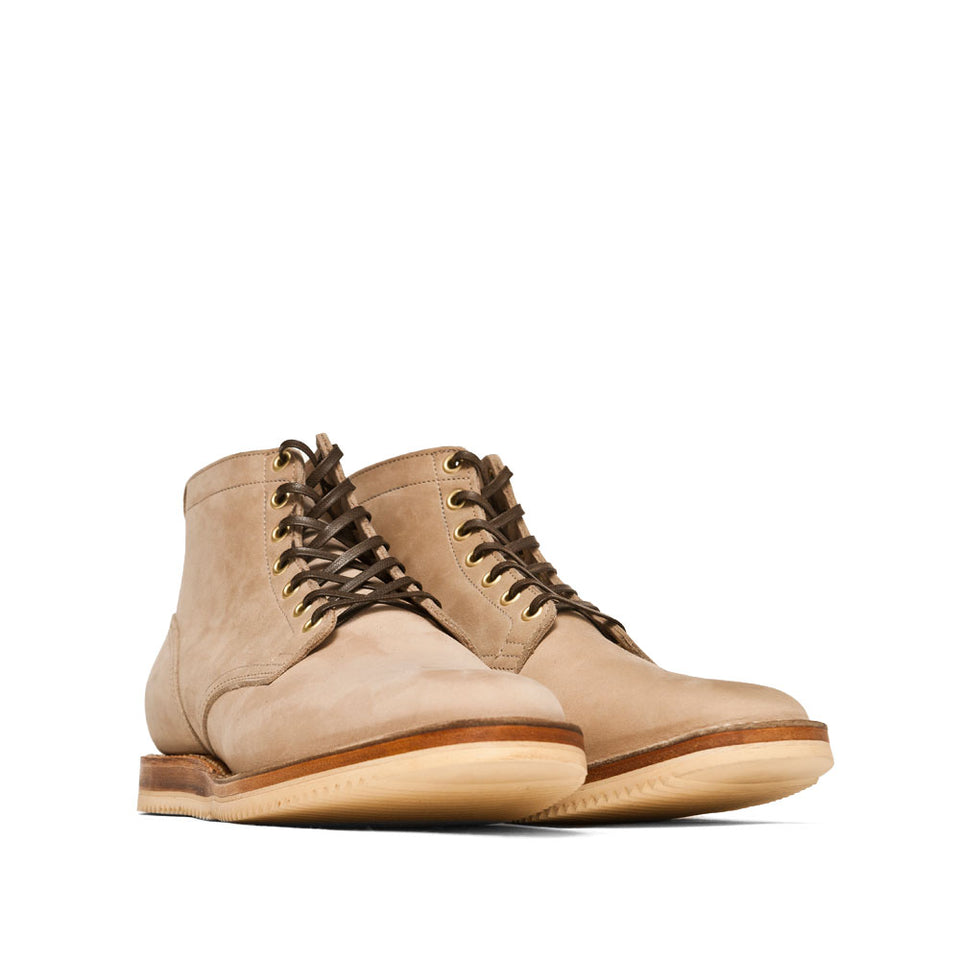 Viberg Bone Chamois Service Boot at shoplostfound, 45