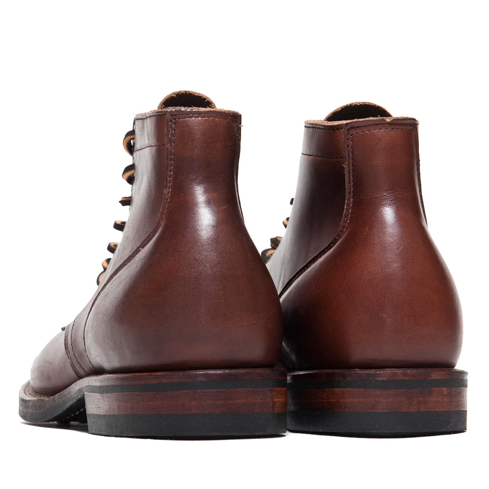 Viberg Brown Chromexcel Service Boot