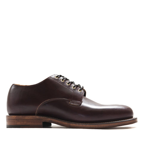 Viberg Colour 8 Chromexcel Derby Shoe at shoplostfound in Toronto, product shot