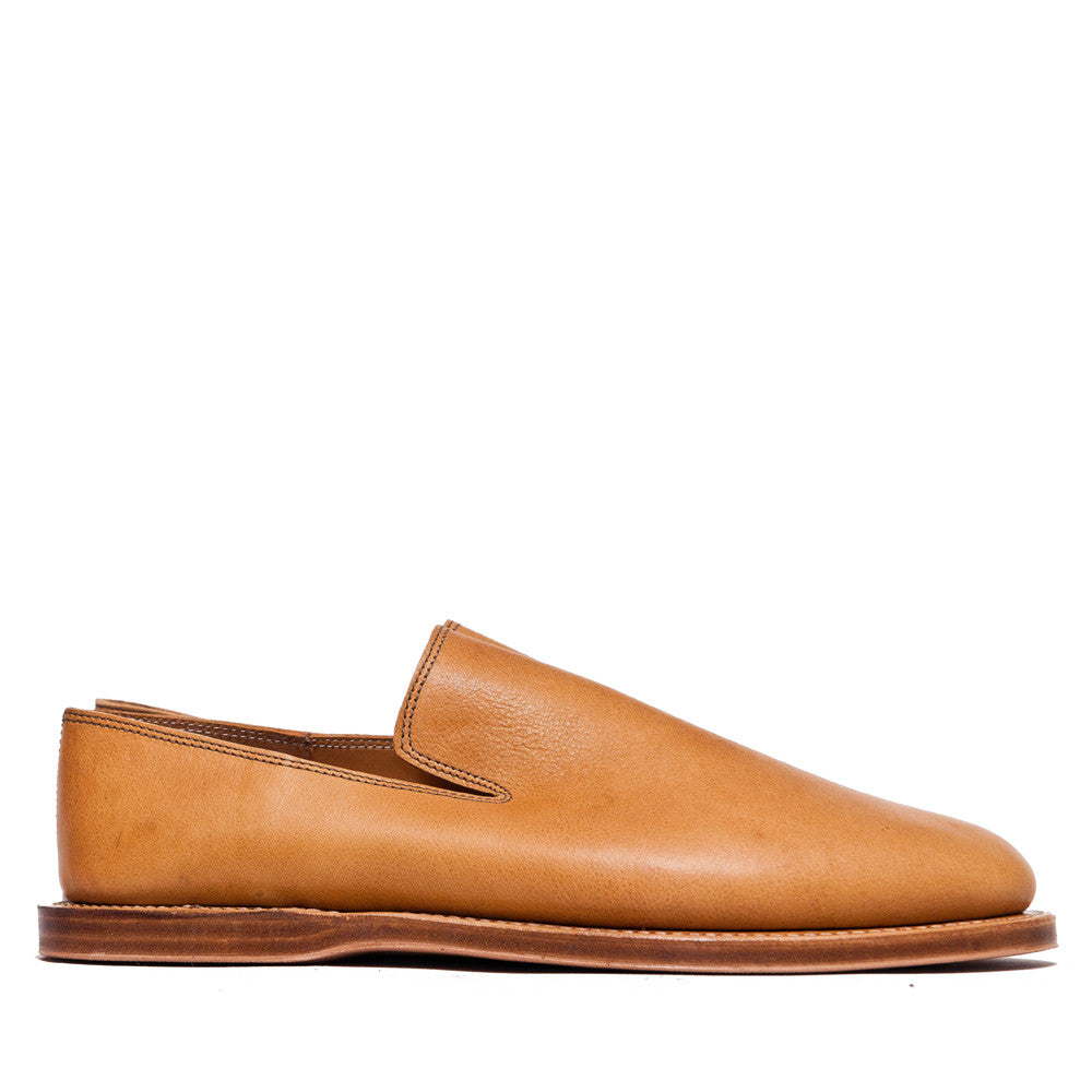 Viberg Toast Reindeer Slippers at shoplostfound, side