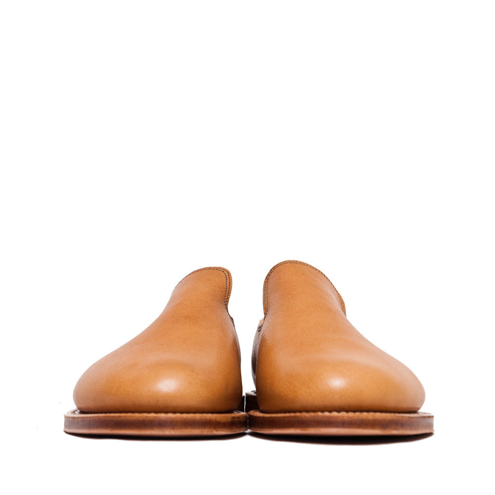 Viberg Toast Reindeer Slippers at shoplostfound, front