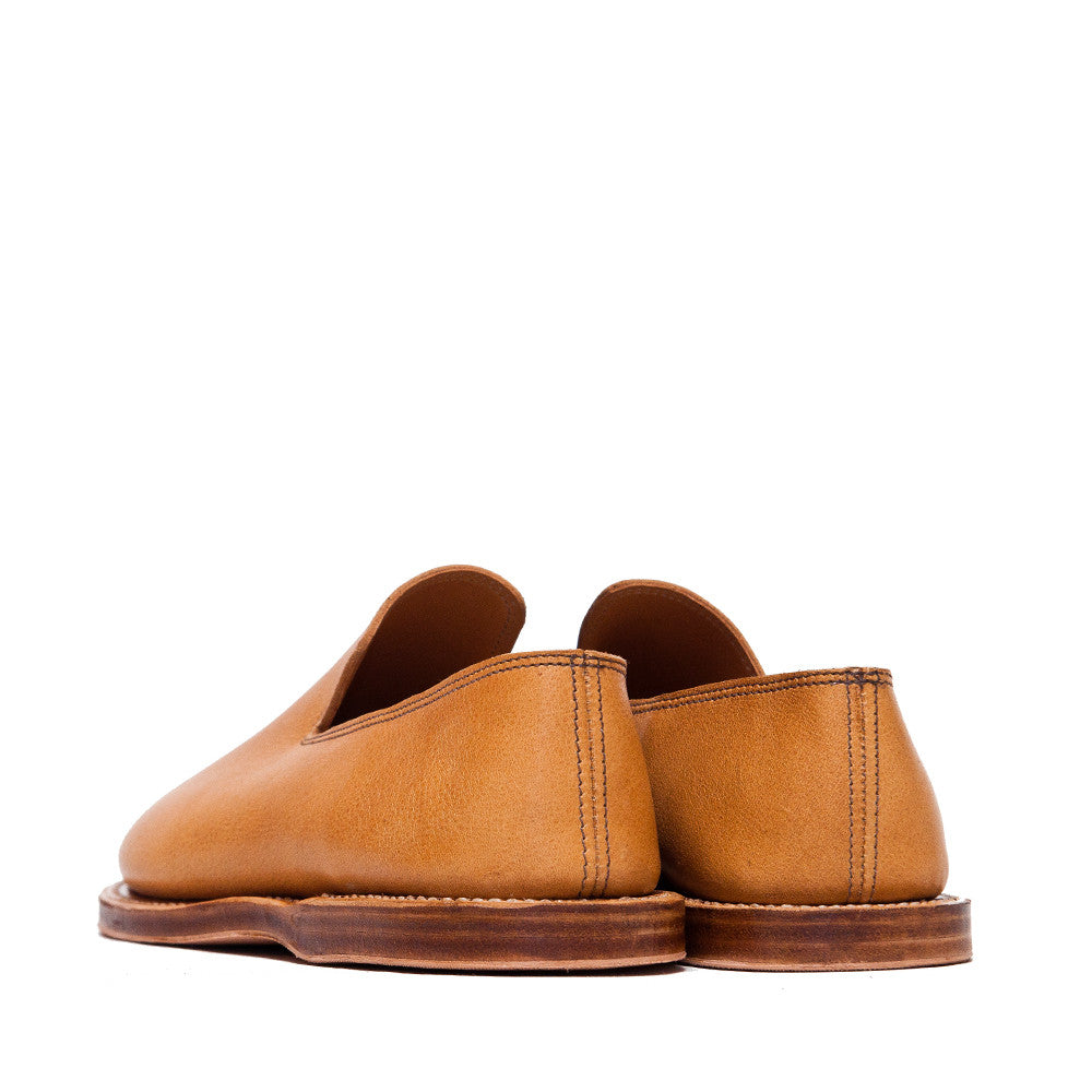 Viberg Toast Reindeer Slippers at shoplostfound, back