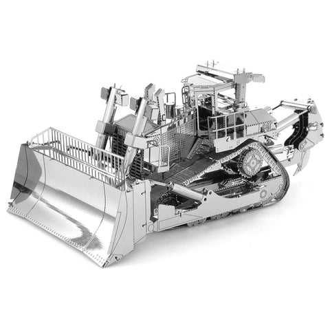 Fascinations Metal Earth CAT Dozer 3D DIY Steel Model Kit