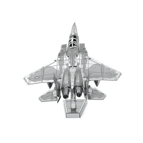 Wincent F-15 Eagle Fighter 3D Metal Puzzle Model