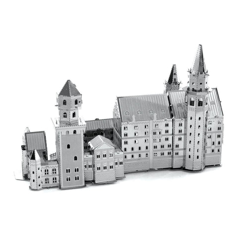 Wincent Neuschwanstein Castle 3D Metal Puzzle Model