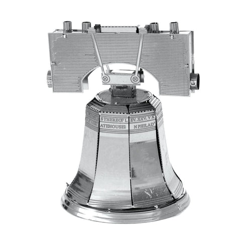 Wincent Liberty Bell 3D Metal Puzzle Model