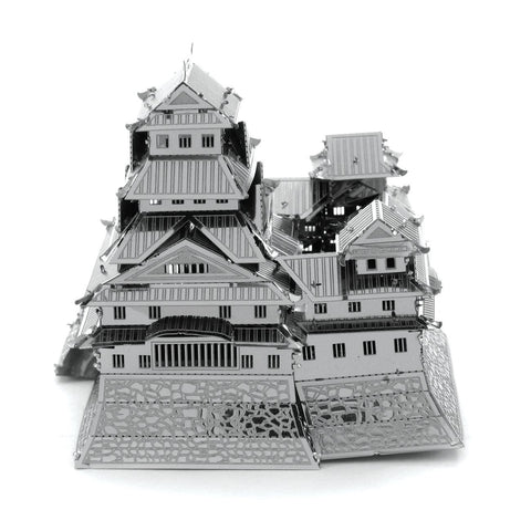 Fascinations Metal Earth Himeji Castle 3D DIY Steel Model Kit