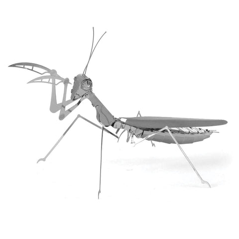 Fascinations Metal Earth Praying Mantis 3D DIY Steel Model Kit