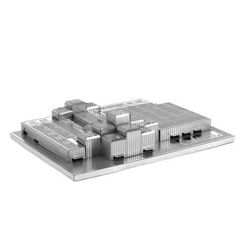 Fascinations Metal Earth Javits Convention Center 3D DIY Steel Model Kit