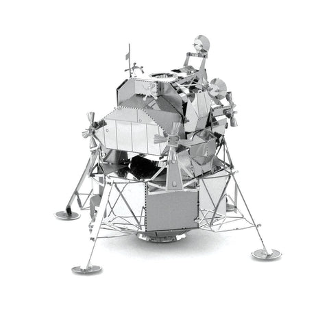 Wincent Apollo Lunar Module 3D Metal Puzzle Model