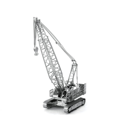 Fascinations Metal Earth Crawler Crane 3D DIY Steel Model Kit