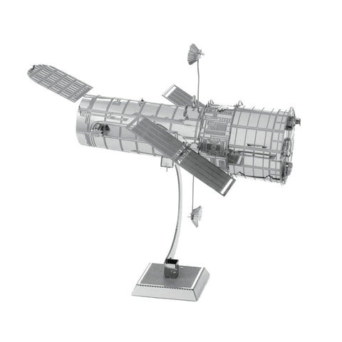 Fascinations Metal Earth Hubble Telescope 3D DIY Steel Model Kit