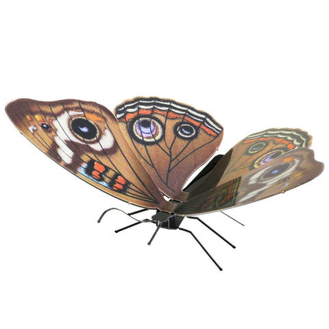 Fascinations Metal Earth Butterflies Buckeye 3D DIY Steel Model Kit