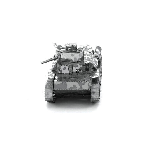 Fascinations Metal Earth Chi Ha Tank 3D DIY Steel Model Kit