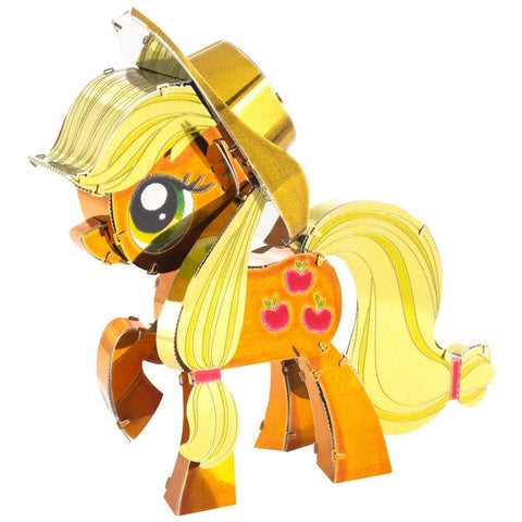 Fascinations Metal Earth My Little Pony Applejack 3D DIY Steel Model Kit