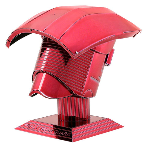 Fascinations Metal Earth Star Wars Elite Praetorian Guard Helmet 3D DIY Steel Model Kit