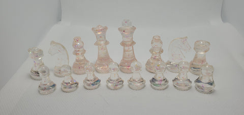 international chess set (without board) 16 pcs (1 side)