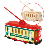 3D painting puzzle HC252 Trolley