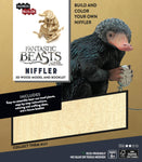 IncrediBuilds Fantastic Beast and Where to Find Them Niffler 3D Wood Model and Booklet