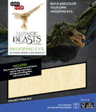 IncrediBuilds Fantastic Beast and Where to Find Them Swooping Evil 3D Wood Model and Booklet