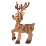IncrediBuilds Holiday Collection Reindeer 3D Wood Model