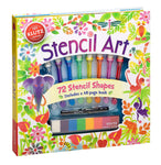 Klutz Stencil Art Activity Kit