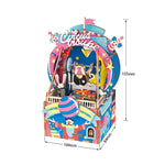 Robotime Music box - Dream Series - Amusement Park AMD41