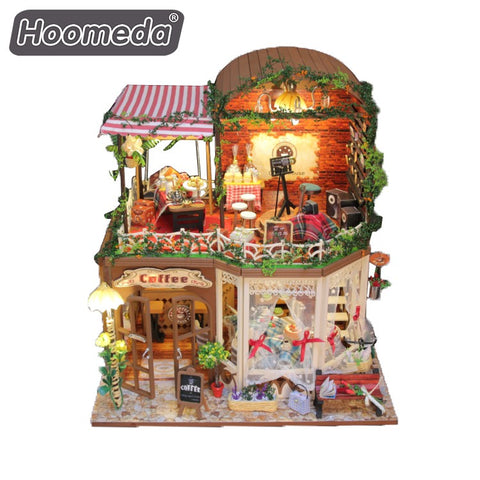 Hoomeda DIY Miniature House - D015 - Ria is Magic Time