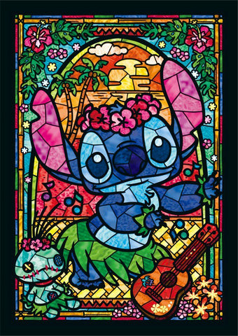 5D DIY Diamond Painting STAR008(L) Stitch Diamond embroidery Cross stitch Cartoon