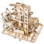 Magic Crush - Marble Run Model Building Kits - Tower coaster LG504
