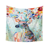 Fashion Print Wall Hanging Tapestry Beach Picnic Throw Yoga Mat Towel Blanket
