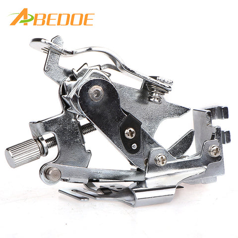 ABEDOE Domestic Presser Foot Ruffler Sewing Machine Presser Foot Ruffler Foot Presser Feet For All Low Shank Singer Janome Broth