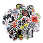 Laptop Stickers Variety Vinyl Car Sticker Motorcycle Bicycle Luggage