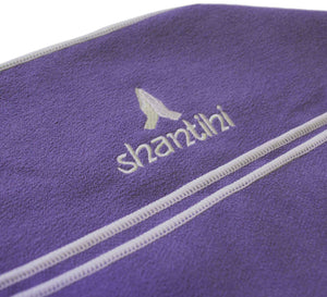 Shantihi Exercise Hand Towel Purple