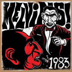 "Melvins- ""1983"" CD: Cover #1"