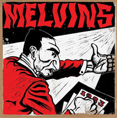 "Melvins- ""1983"" CD: Cover #2"