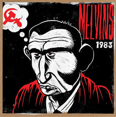 "Melvins- ""1983"" CD: Cover #3"